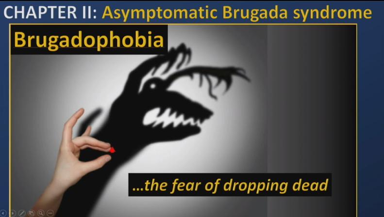 brugadaphobia